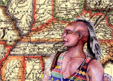 Dragging Canoe/Chickamauga Cherokee - Tsalagi Journey